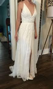 christos malia 2 500 size 6 used wedding dresses