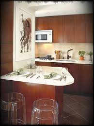 interior decoration of kitchen apartment agreable stylsh kitchen interior design ideas with brown