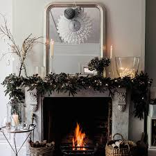 fireplace decor ideas for decorations