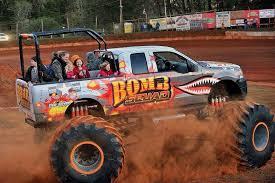 monster truck ride destructive motorsports