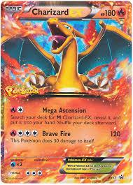 Pokemon Card Memes - charizard ex xy promos 17 pokemon card