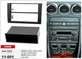 audi a4 2004 radio carav 11 001 car radio mounting stereo install trim installation 1
