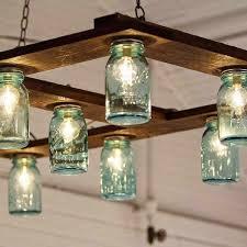do it yourself light fixture 25 σούπερ ιδέες για κατασκευές με άδεια γυάλινα βάζα μέρος τρίτο
