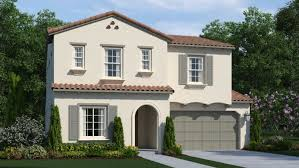 santa barbara style homes villagio at the promontory new homes in el dorado hills ca