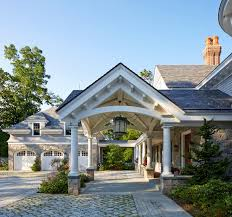 Home Exteriors Stone And Shingle Exterior Home Exterior With Field Stone