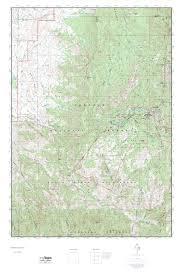 Arizona Topographic Map by Mytopo Mount Lemmon Arizona Usgs Quad Topo Map