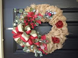 front door decorations for christmas u2014 office and bedroom