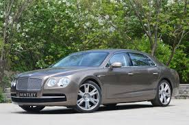 bentley flying spur custom 2014 bentley flying spur autoblog
