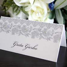 wedding place cards wedding place card name card by 2by2 creative