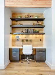Wooden Shelf Design Ideas by Best 25 Home Office Shelves Ideas On Pinterest Home Office