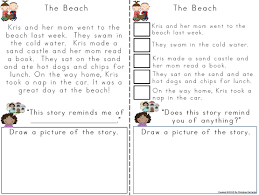 1st grade reading story worksheet grade stories wosenly free worksheet