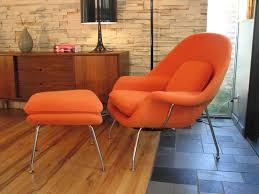 Most Comfortable Chair And Ottoman Design Ideas Bedroom Attractive Mid Century Modern Chair Lounge Design With