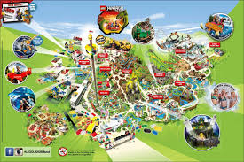 Legoland Florida Map by Legoland In Florida All Legoland Parks