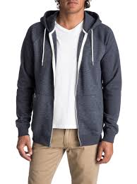 everyday zip up hoodie eqyft03429 quiksilver