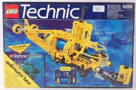lego technic sets lego an original vintage lego technic 8299 underwater set