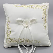 wedding pillow rings cheap ring pillows online ring pillows for 2018
