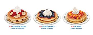 news ihop 2014 new summer time pancakes brand