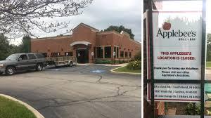 applebees thanksgiving hours applebee u0027s closes mishawaka restaurant
