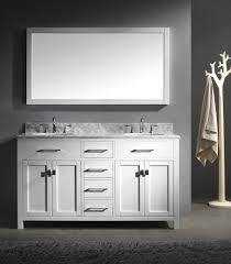 bathroom 60 inch white bathroom vanity double sink decorating