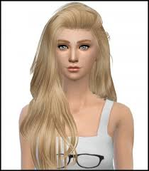 cc hair for sism4 the sims 4 cc hair buscar con google the sims 4 pinterest