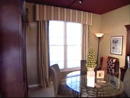 How To Make Window Cornice Make A Fabric Covered Cornice And Lined Window Panels Hgtv