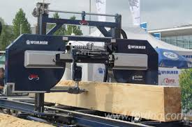 Used Woodworking Machinery For Sale Germany by New Zenz Wimmer Z 160 S Log Band Saw Horizontal For Sale Germany