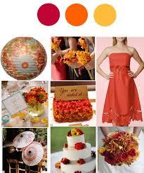 color pallet fall wedding wedding ideas color