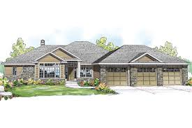ranch house plans with daylight basement 6 custom ranch house plan w daylight basement and rv garage plans