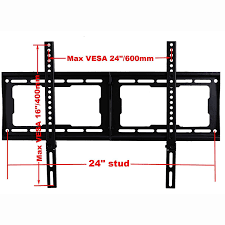 amazon com videosecu low profile tv wall mount bracket for most