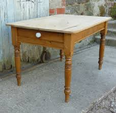 traditional victorian scrub top pine kitchen table antiques atlas