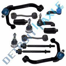 jeep liberty suspension 6pc complete front suspension kit for 2001 2005 toyota rav4 ebay
