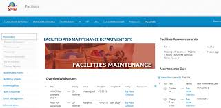 facilities management for office 365 and sharepoint new site
