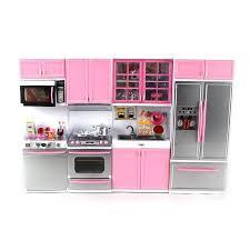 pretend kitchen furniture deluxe modern kitchen battery operated kitchen playset