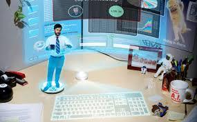 bureau connecté bureau connectéune journée en 2050 avec mes objets connectés
