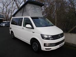 volkswagen new van vw t6 transporter camper van brand new luxury carrick conversion