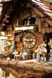 Antique Cuckoo Clock Germany A Lesson On Cuckoo Clocks In The Black Forest Lifeinourvan