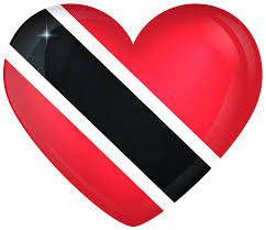 Flag For Trinidad And Tobago Trinidad And Tobago Large Heart Flag Gallery Yopriceville