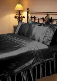 black bedroom decor black bedding sets for romantic bedroom decor