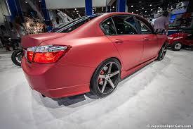 2013 honda accord custom mad industries custom matte wrapped 2013 honda accord sedan with