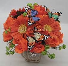 Butterfly Table Centerpieces by Butterfly Theme Wedding Table Centerpieces The Wedding