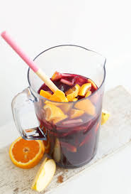 easy traditional red sangria minimalist baker recipes