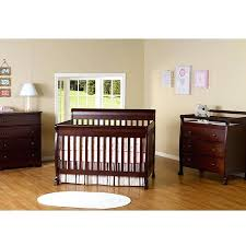 Baby Convertible Cribs Furniture Convertible Crib With Storage Image Of Baby Crib Furniture Sets