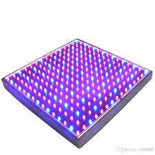 led grow lights led grow l 225 led hydroponic plant grow light panel red blue 15w