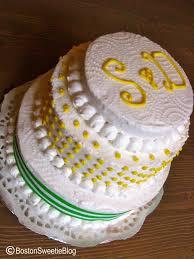 Kitchen Tea Cake Ideas Boston Sweetie Bridal Shower Cake Stephanie U0026 Dennis