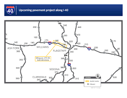 Flagstaff Arizona Map by Summer Paving Projects Kick Off In Northern Arizona