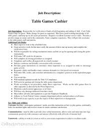 sample resume for restaurant cashier position job and resume