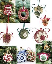 craftdrawer crafts how to make a no sew ornament and free
