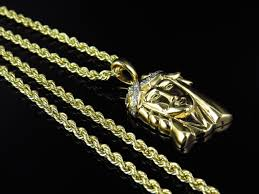 rope necklace pendant images 14k yellow hollow rope chain 2 5 mm 16 26 inchesgold jpg
