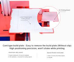Hi Tech Cutting Board Winbo Super Helper Sh155l 3 In 1 3d Printer Laser