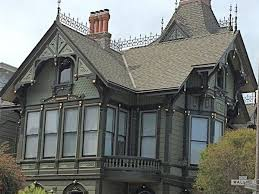 List Of Diffent Style Of Homes A Mapped Introduction To San Francisco U0027s Many Varieties Of Victorians